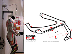 MISANO WORLD CIRCUIT E LA GALLERIA DEL SIC