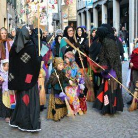 Festa della Befana a Urbania