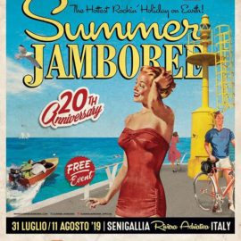 Summer Jamboree a Senigallia dal 31 Luglio al 11 Agosto