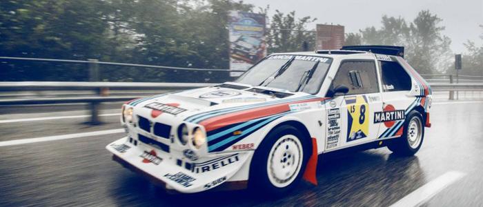 Rally Legend di San Marino 10-13 Ottobre